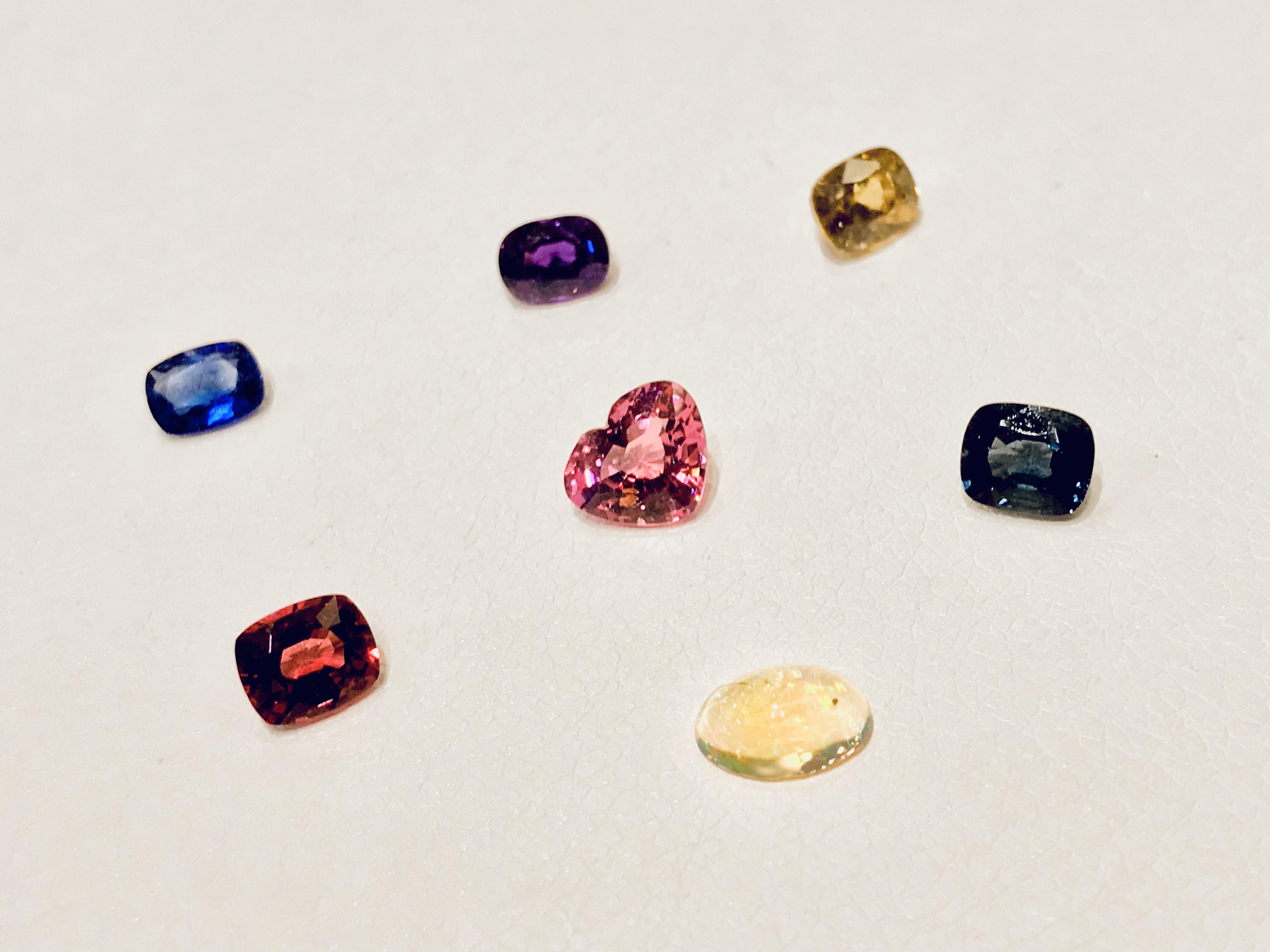 JIKODOの宝石たち(スピネルに魅せられて)